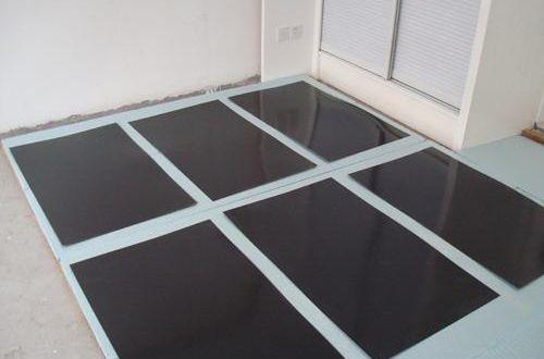 碳晶电热板是一种新型电发热产品