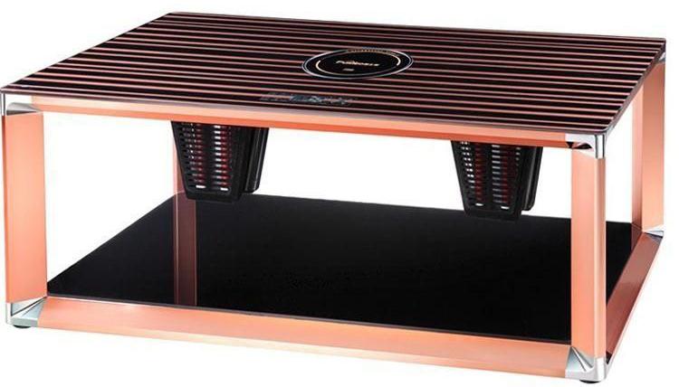 长春能源展之电暖桌