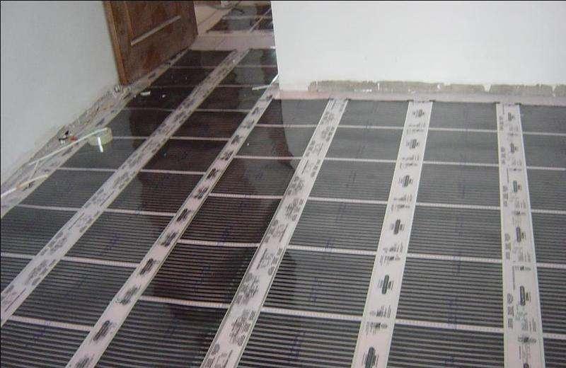 电热地膜供暖方式